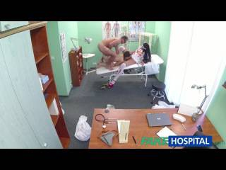 Fake Doctor Fuck to Anna And Tiffany in Hospital
