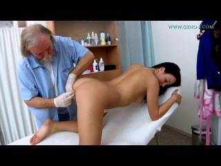 Natalie – Gyno Exam! Old Man Porn