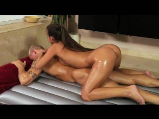 Amirah Adara Great Oil Massage Hd Porn Film