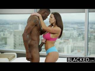 Blacked.com Big Black Cock Fucked Kendra Lust on Porn