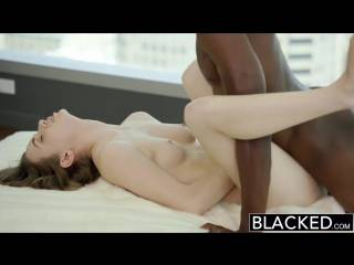 Black Dick Soft Porn on Blacked.com