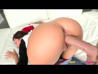 Alina Li Orient sweet small pussy and hugecock porn