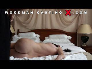 WoodmanCastingX Anal Movie with Czech Kattie Gold