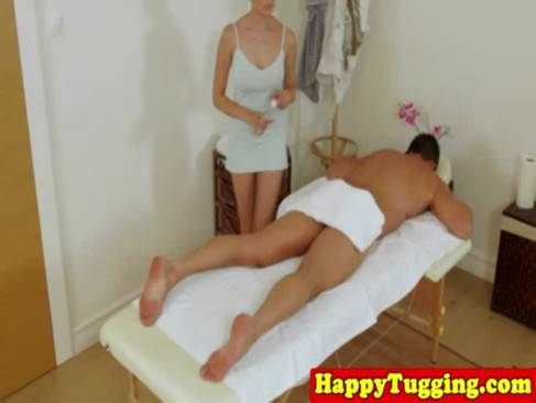 Real japanese masseuse pampering dong Blonde Slut