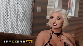 Glamorous Brazzers BBW blonde rammed after giving a passionate blowjob